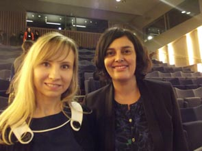 photo Dr. Mamkina, Myriam El Khomri